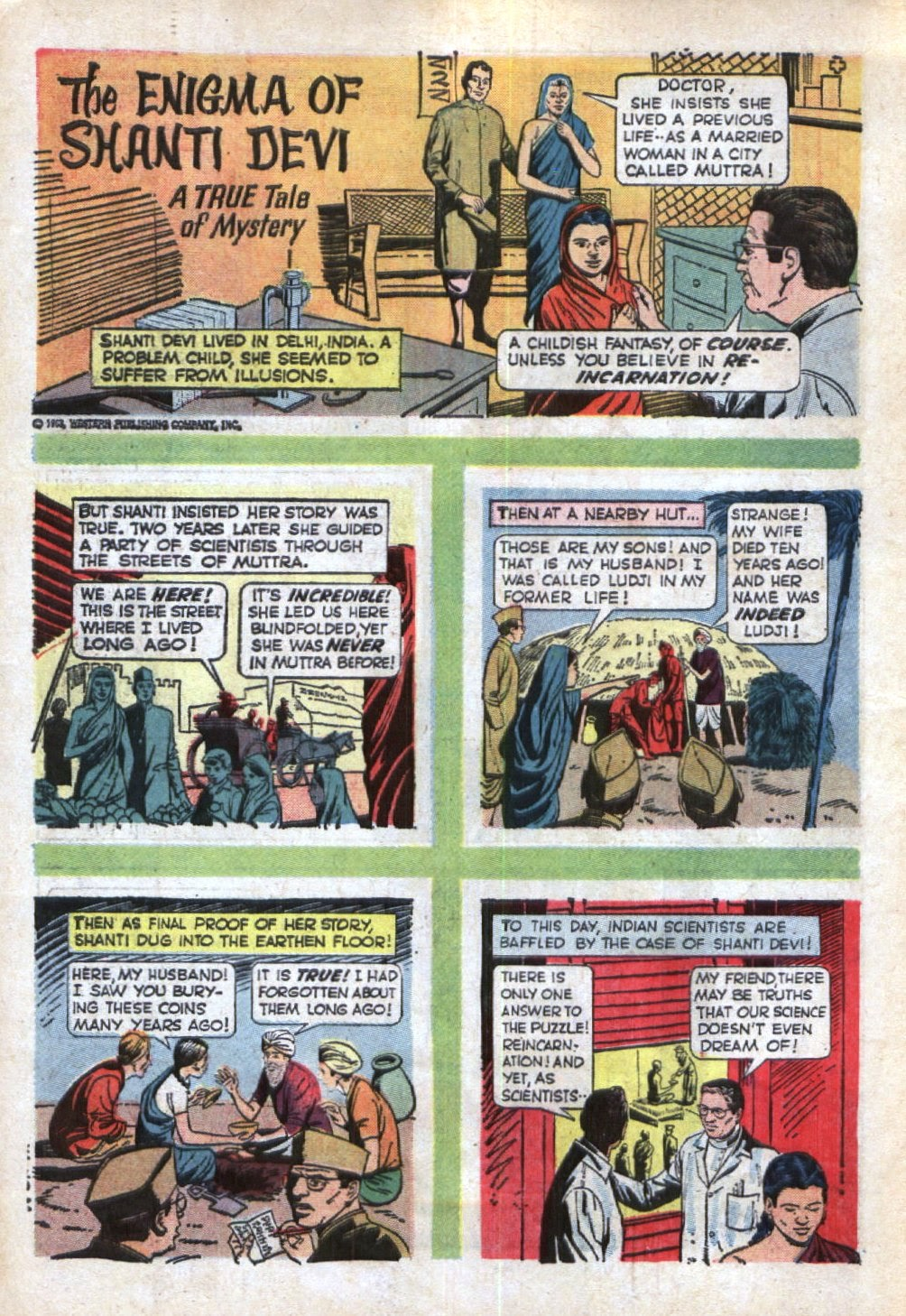 Boris Karloff Tales of Mystery issue 5 - Page 34