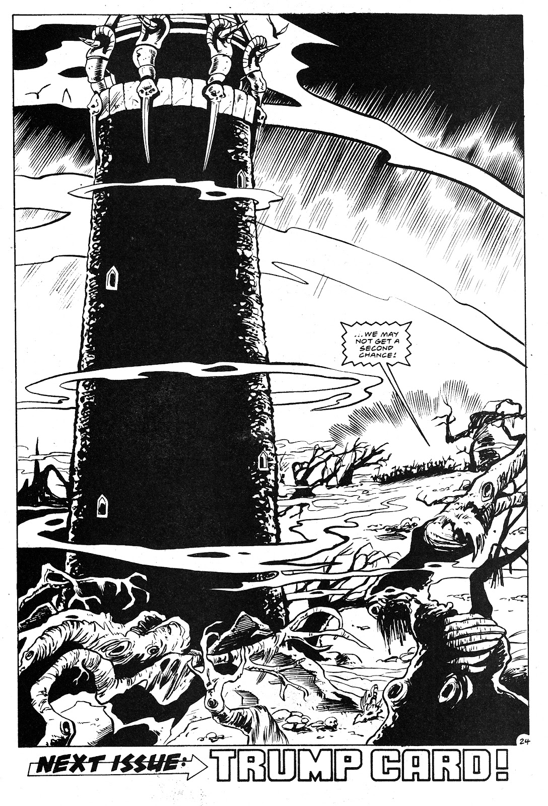 Ex-Mutants: The Shattered Earth Chronicles issue 9 - Page 26