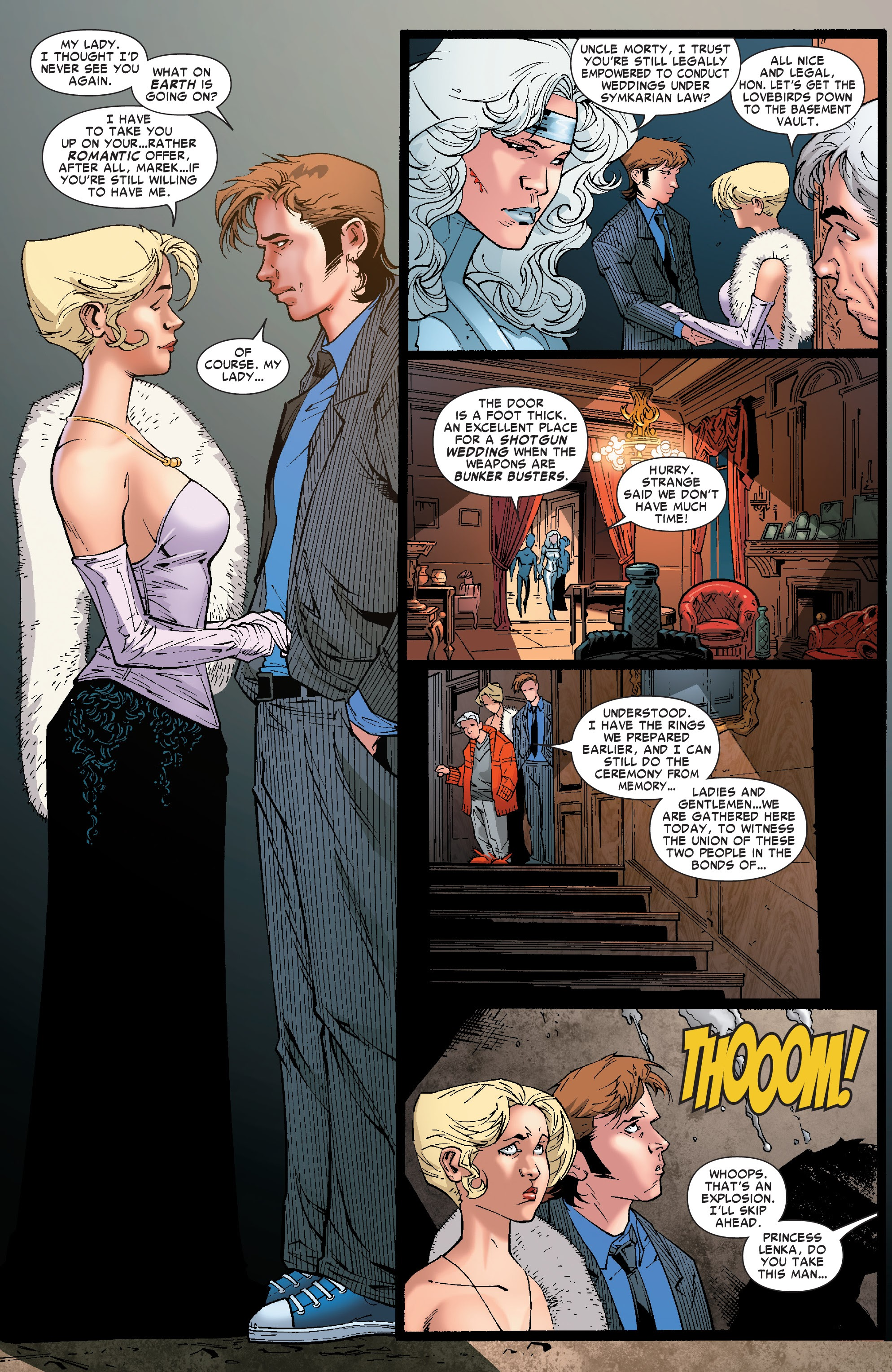 Amazing Spider-Man: Big Time - The Complete Collection TPB-3-Part-4 Page 1