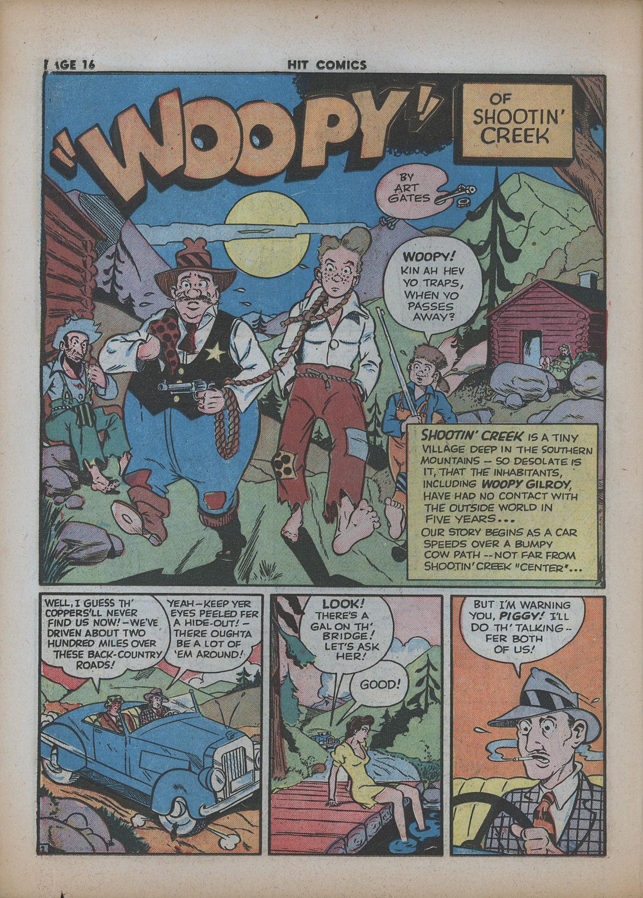 Read online Hit Comics comic -  Issue #26 - 18