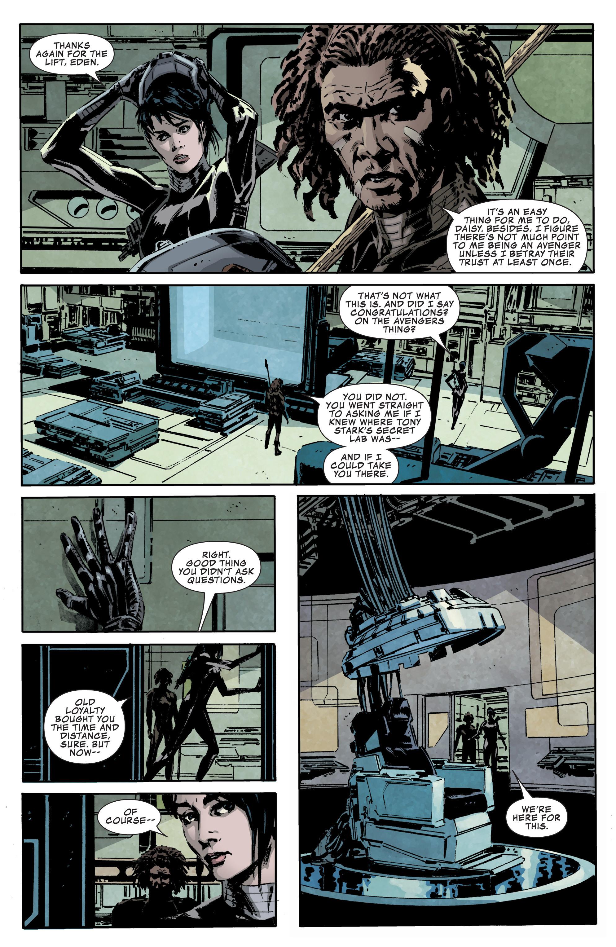 Read online Secret Avengers (2013) comic -  Issue #9 - 11