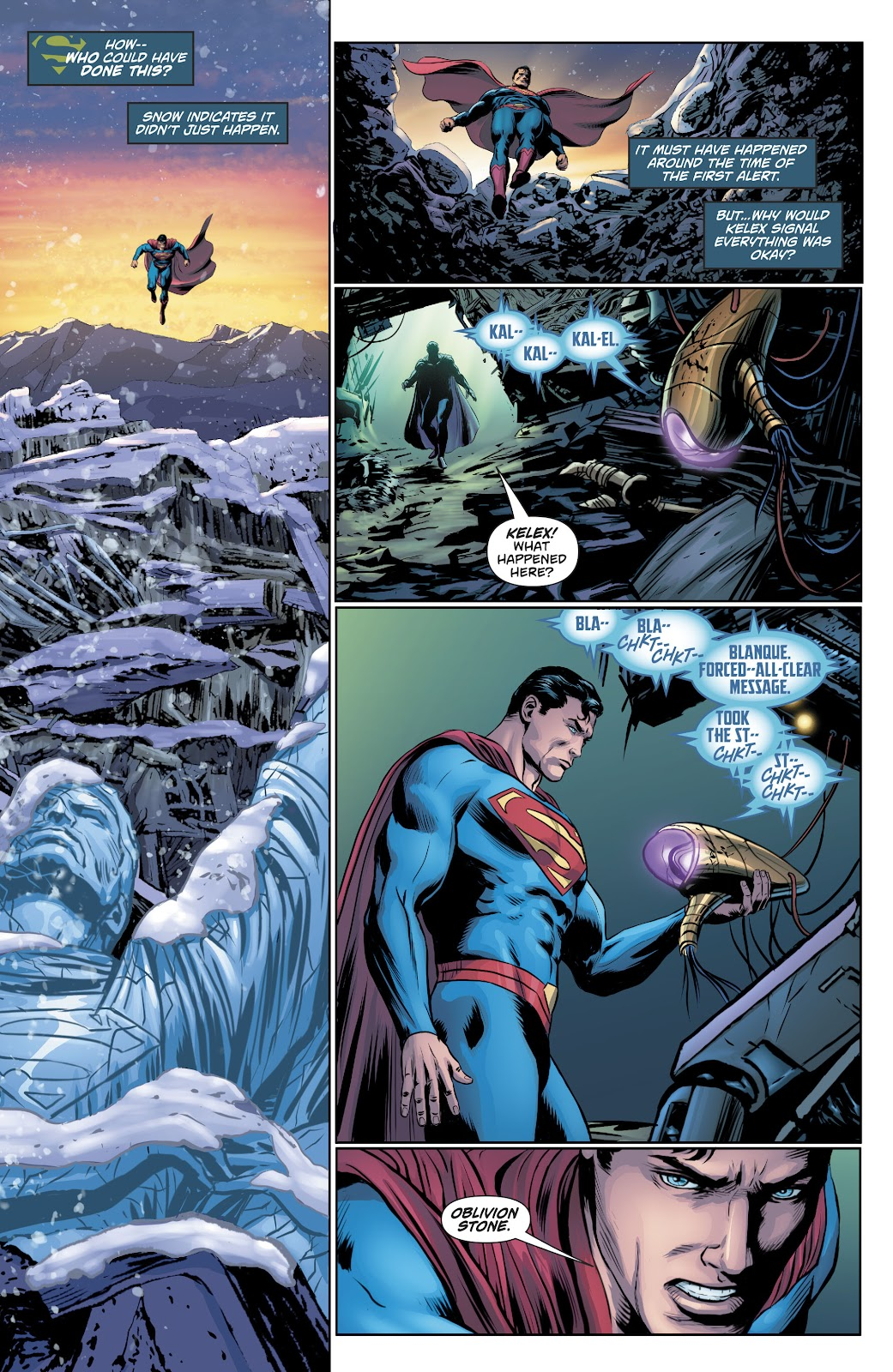 Read online Action Comics (2016) comic -  Issue #979 - 15
