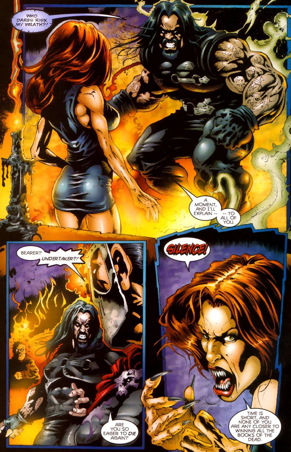 Read online Undertaker (1999) comic -  Issue #0.5 - 4