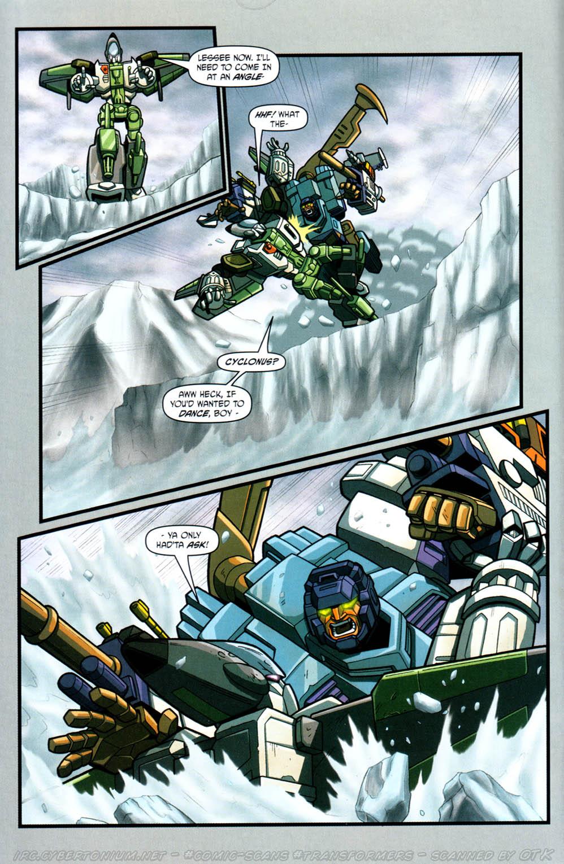 Read online Transformers Armada comic -  Issue #12 - 22