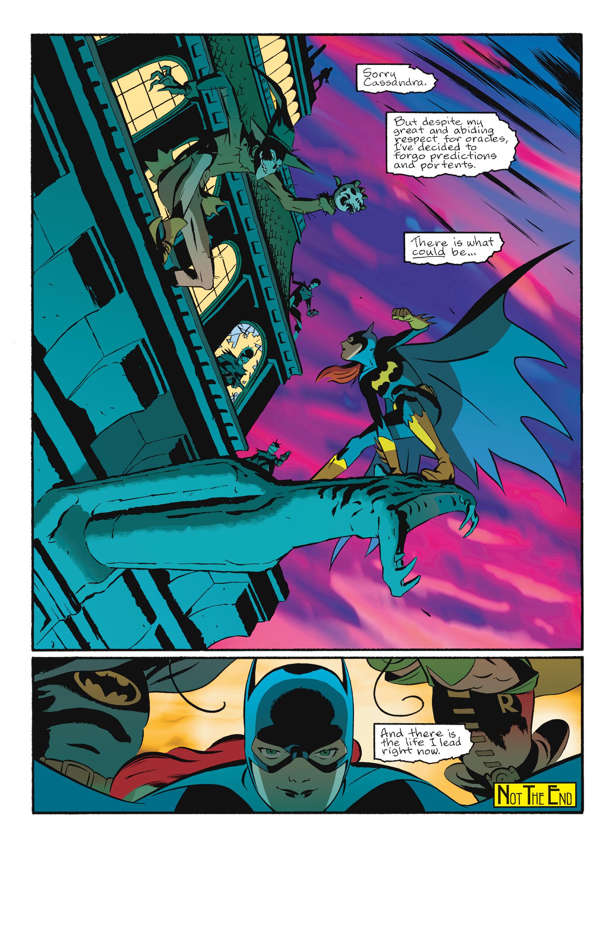 Read online Batgirl/Robin: Year One comic -  Issue # TPB 2 - 198