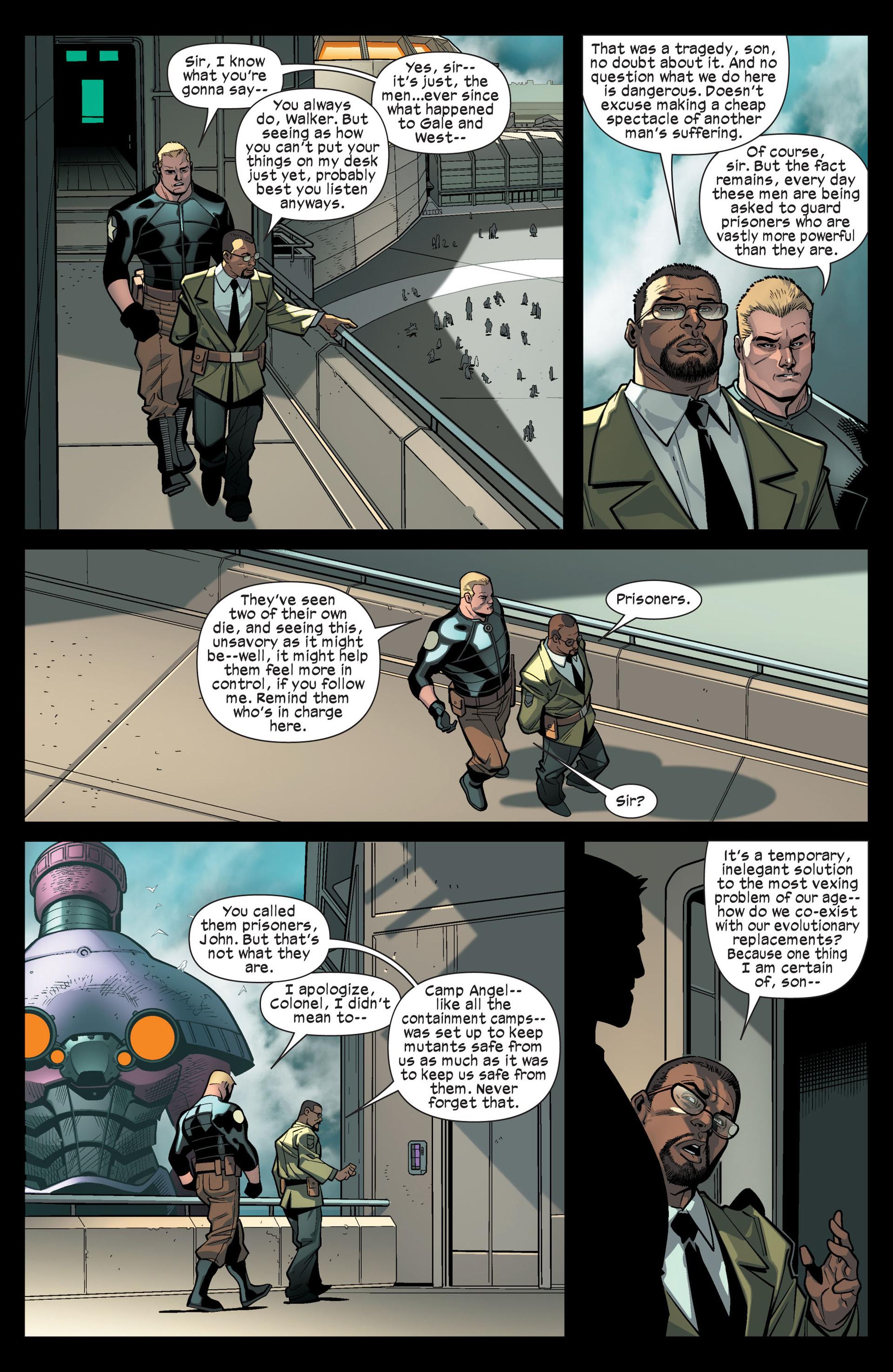 Read online Ultimate Comics X-Men comic -  Issue #9 - 7