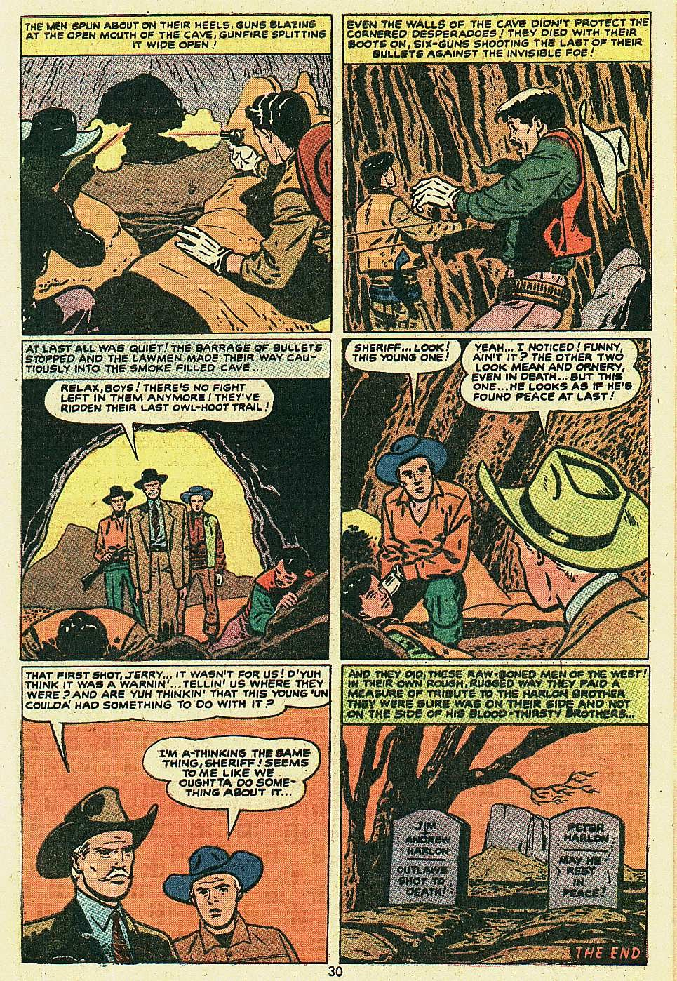 Red Wolf (1972) issue 6 - Page 22