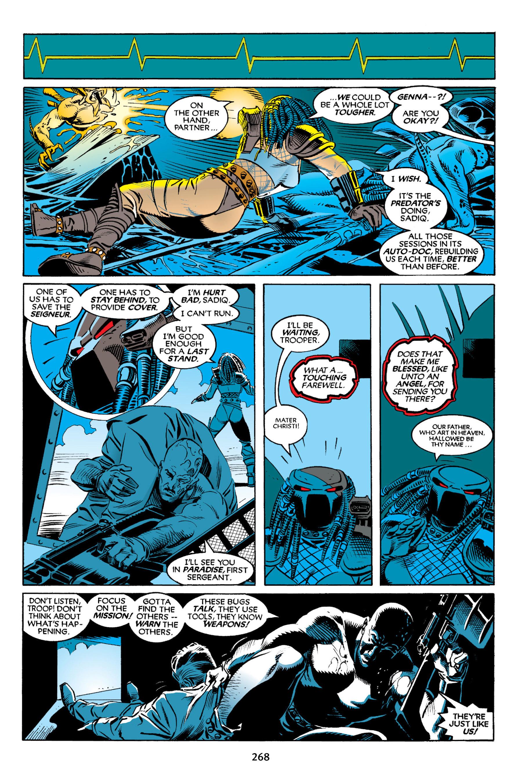 Read online Aliens vs. Predator Omnibus comic -  Issue # _TPB 2 Part 3 - 43