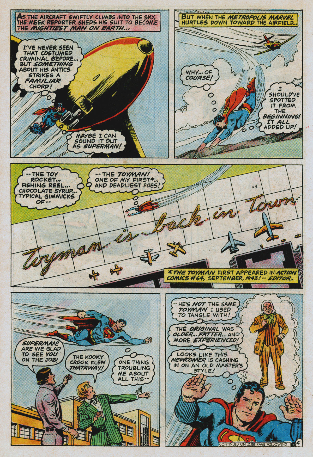 Read online Action Comics (1938) comic -  Issue #432 - 6