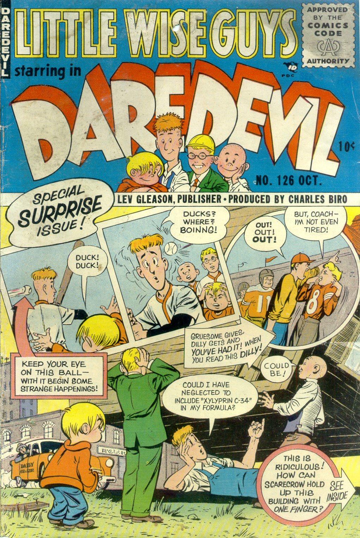 Daredevil (1941) 126 Page 1