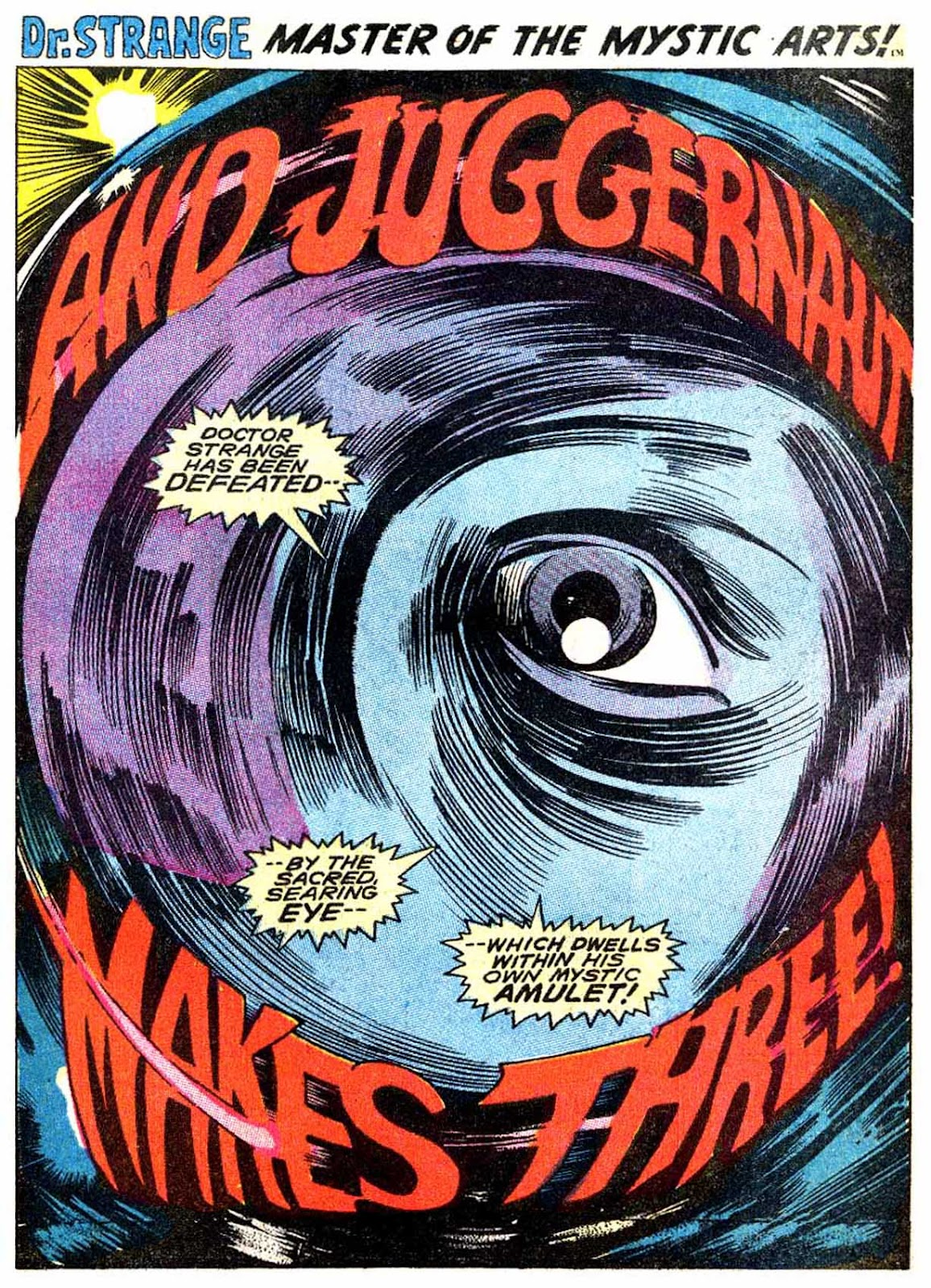 Doctor Strange (1968) issue 182 - Page 2