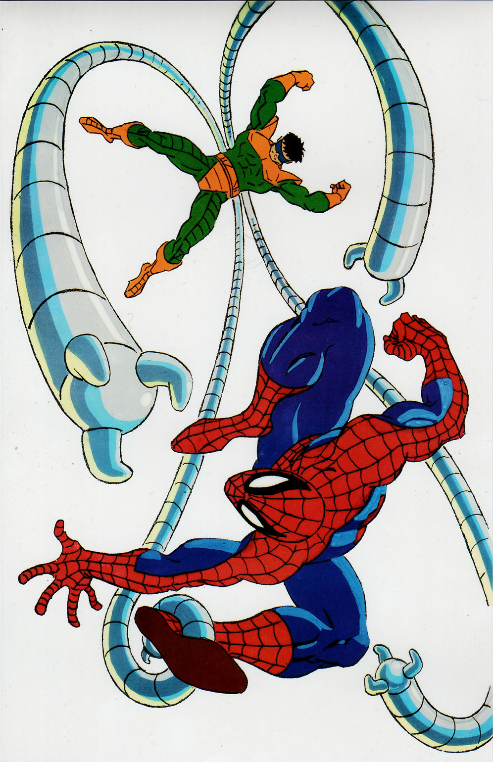 Web of Spider-Man (1985) Issue #113 #123 - English 51