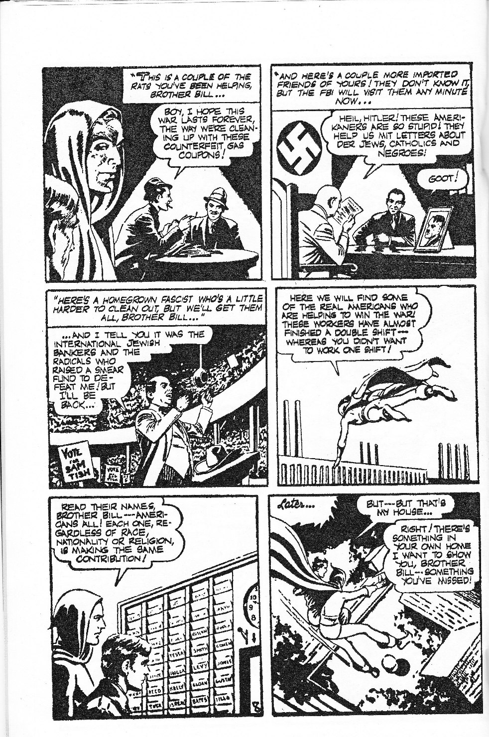 Read online Men of Mystery Comics comic -  Issue #53 - 30