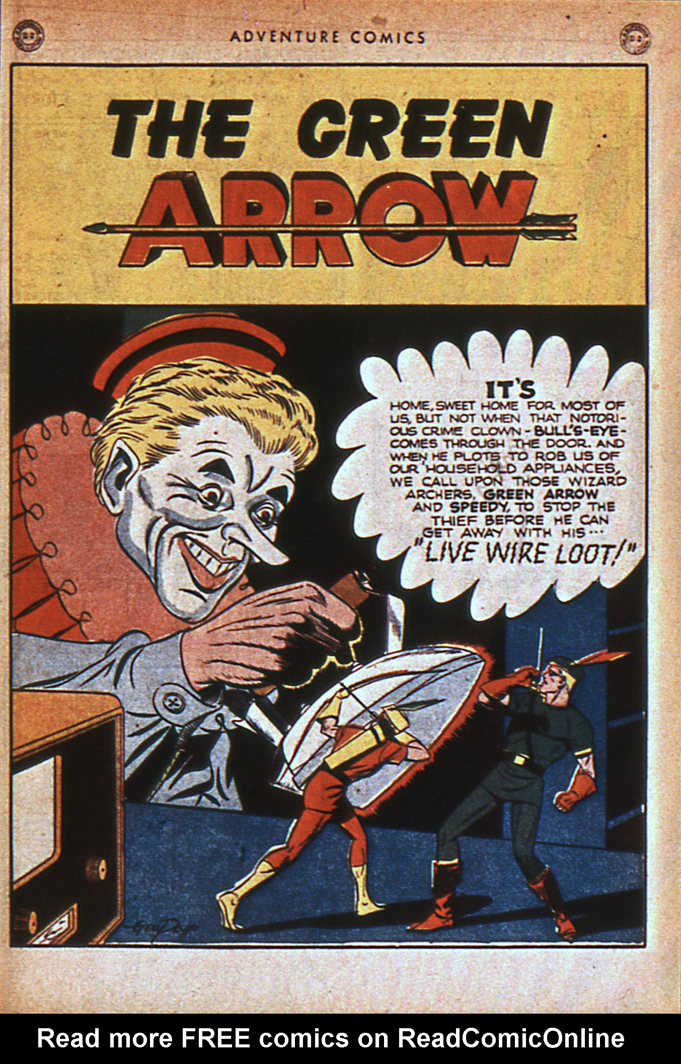 Read online Adventure Comics (1938) comic -  Issue #116 - 14