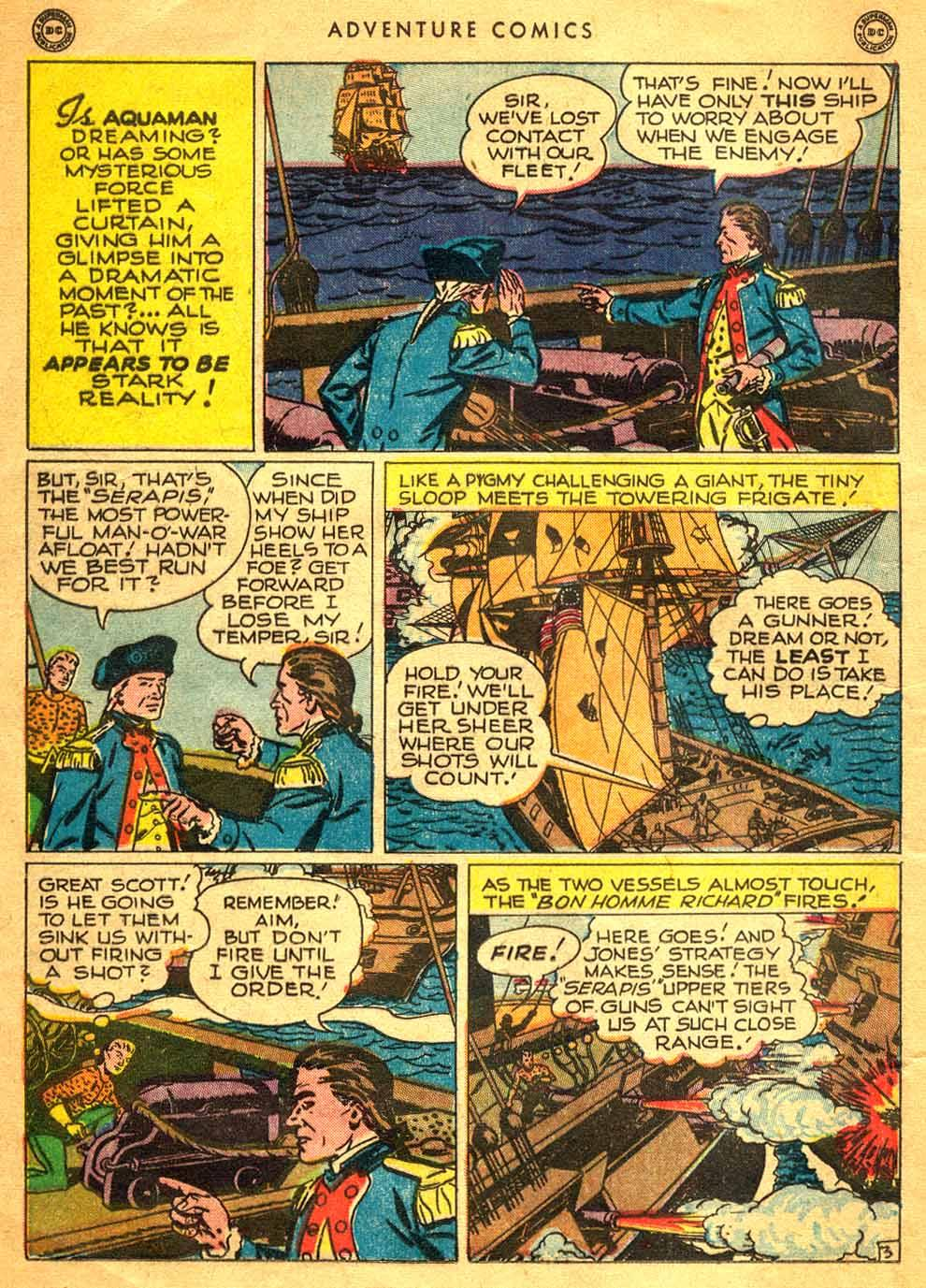 Read online Adventure Comics (1938) comic -  Issue #121 - 15