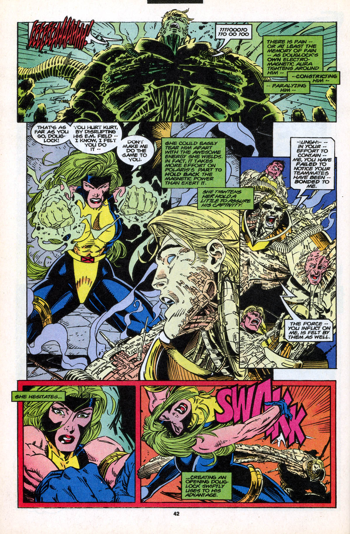 Read online X-Factor (1986) comic -  Issue #106 - 42