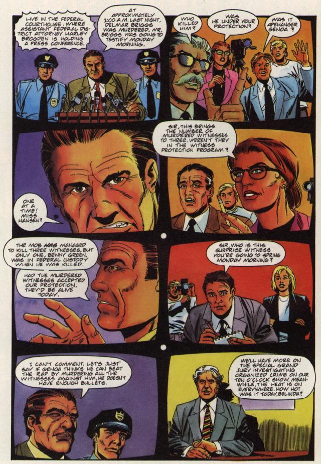 Read online Shadowman (1992) comic -  Issue #36 - 9