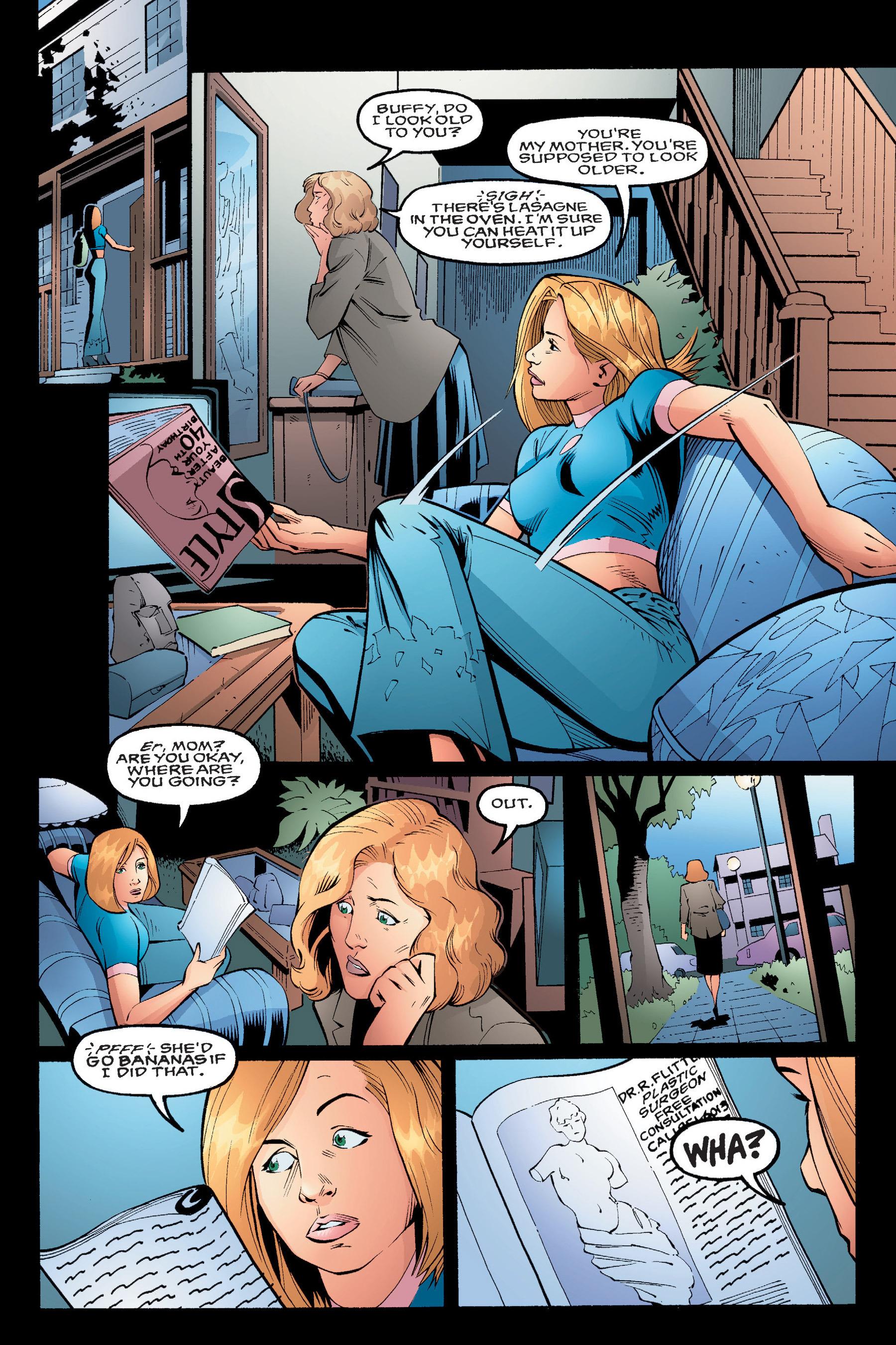 Read online Buffy the Vampire Slayer: Omnibus comic -  Issue # TPB 4 - 15