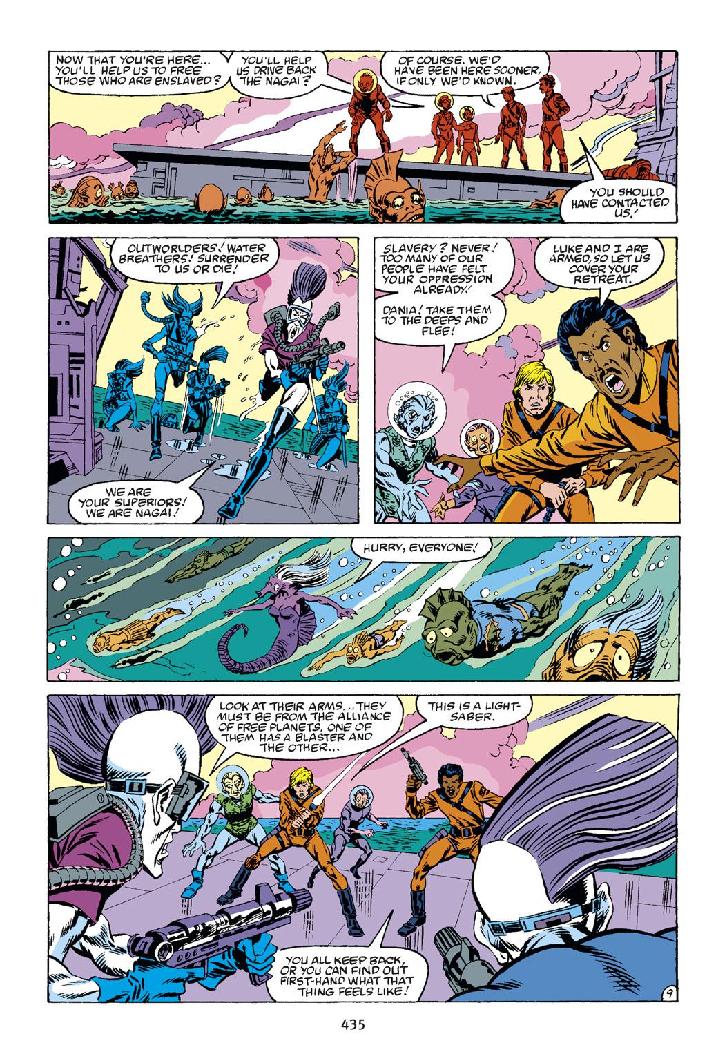 Read online Star Wars Omnibus comic -  Issue # Vol. 21.5 - 161