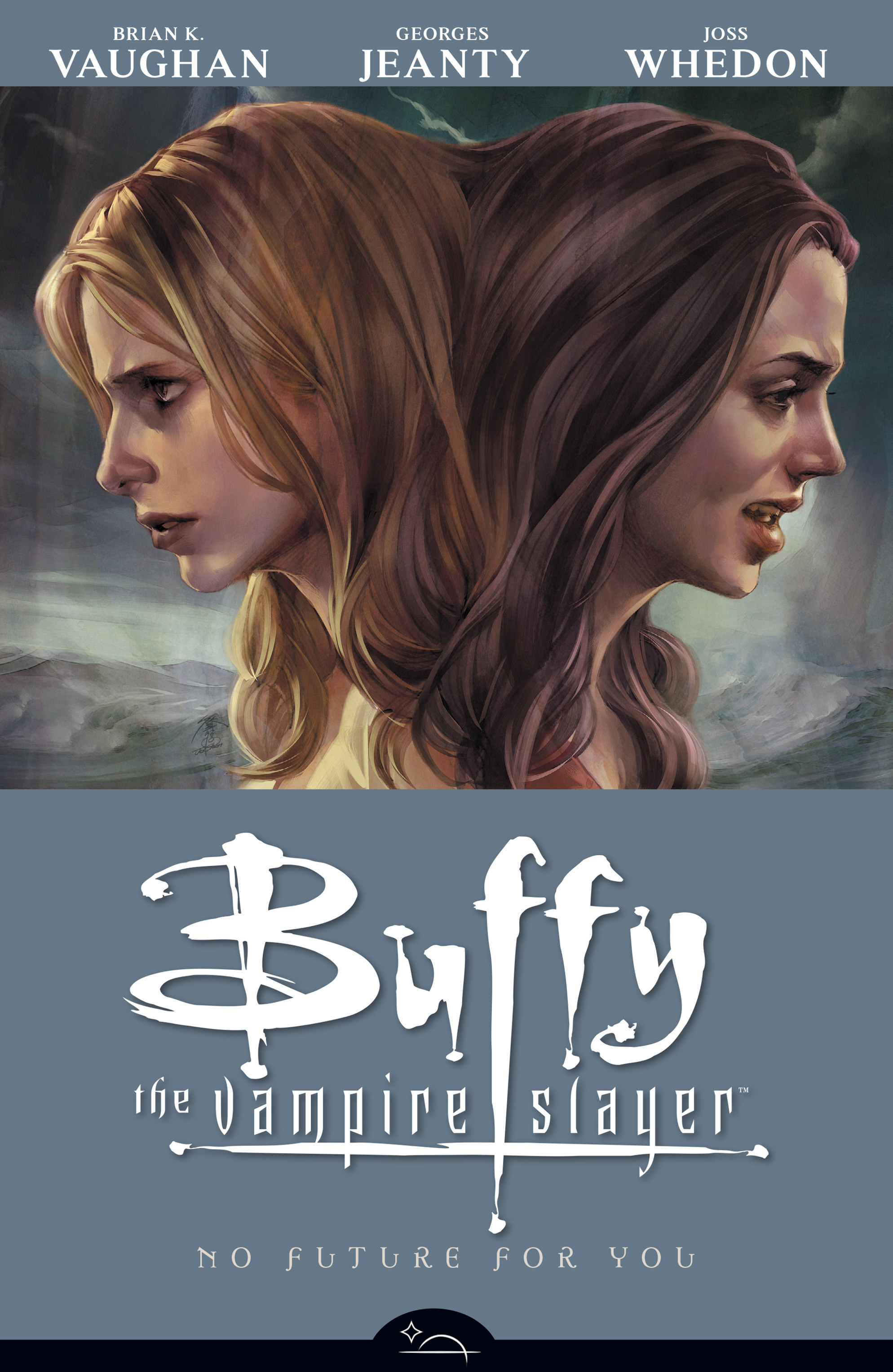 Buffy the Vampire Slayer Season Eight _TPB_2_-_No_Future_For_You Page 1