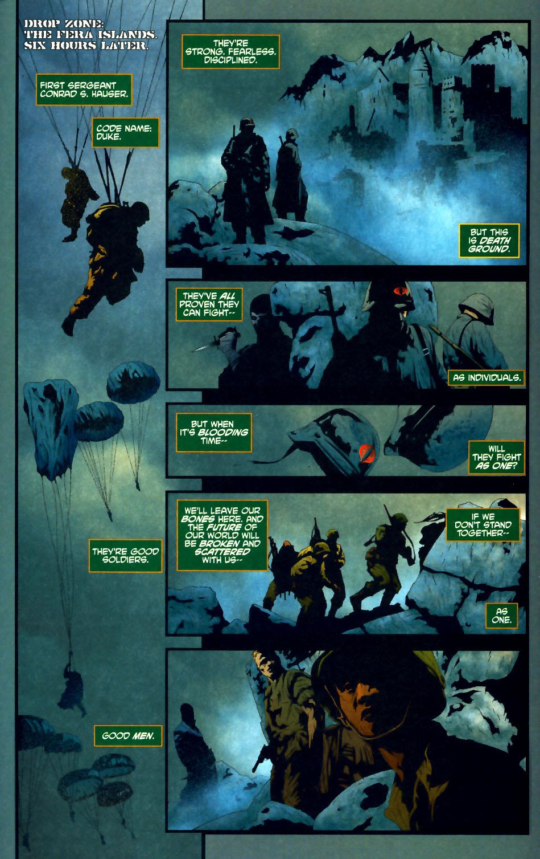 Read online Transformers/G.I. Joe comic -  Issue #1 - 18