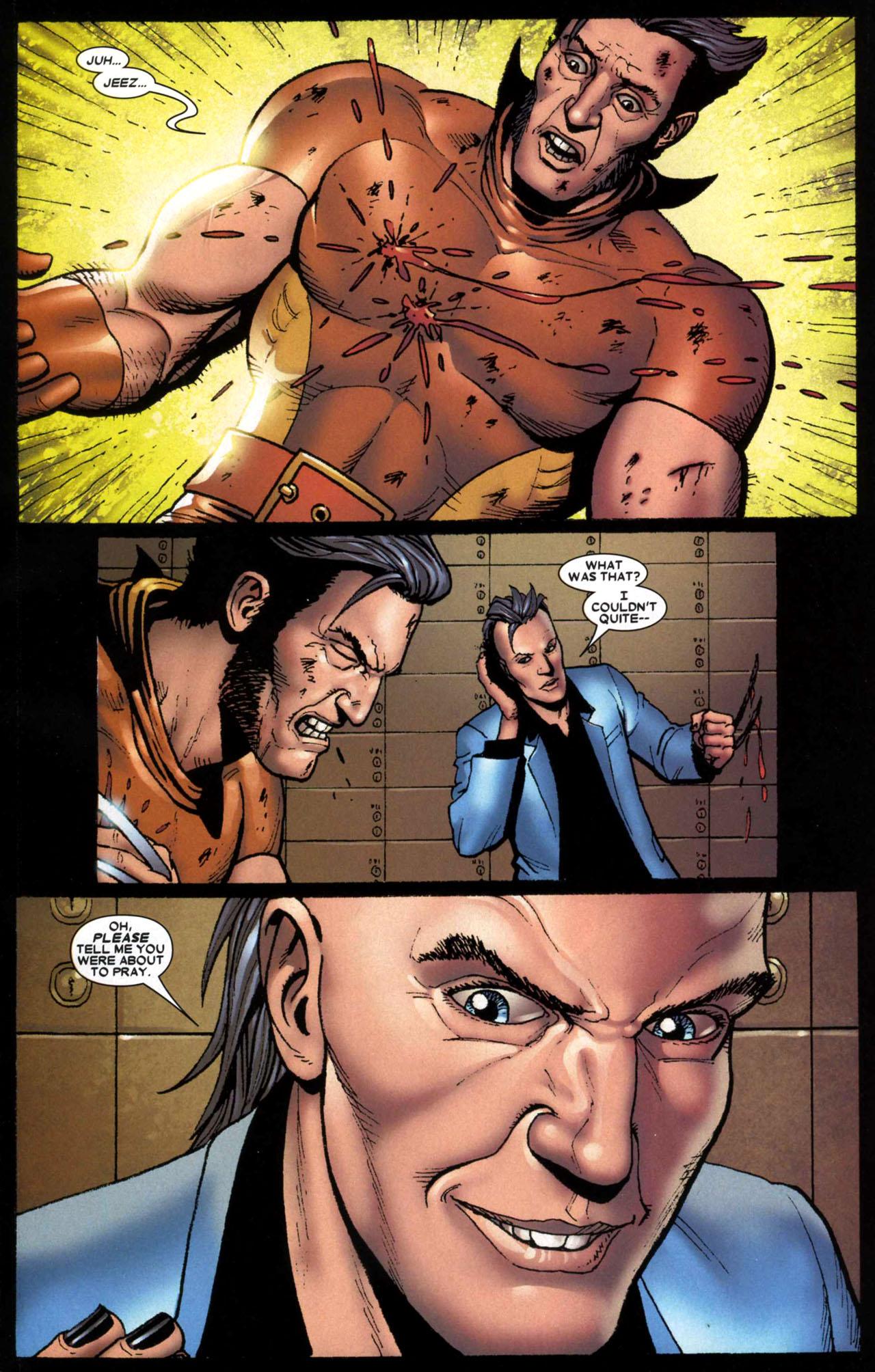 Read online Wolverine: Origins comic -  Issue #13 - 13