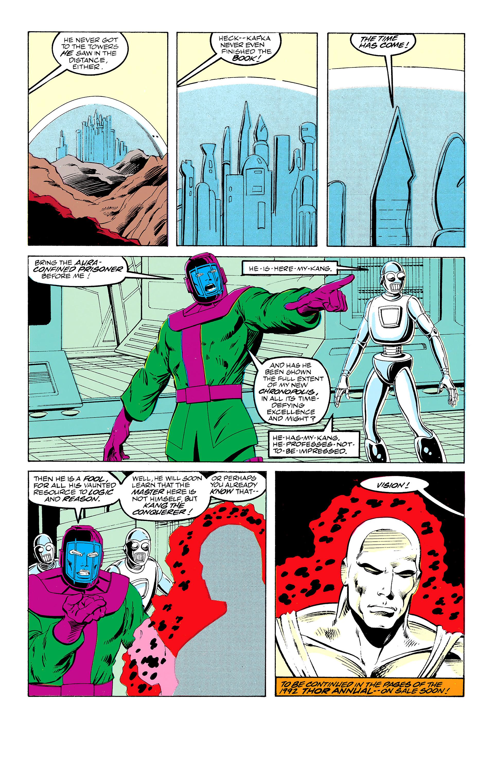 Read online Captain America (1968) comic -  Issue # _Annual 11 - 26