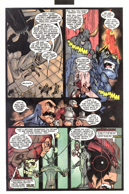 Read online Alpha Flight (1997) comic -  Issue #12 - 29