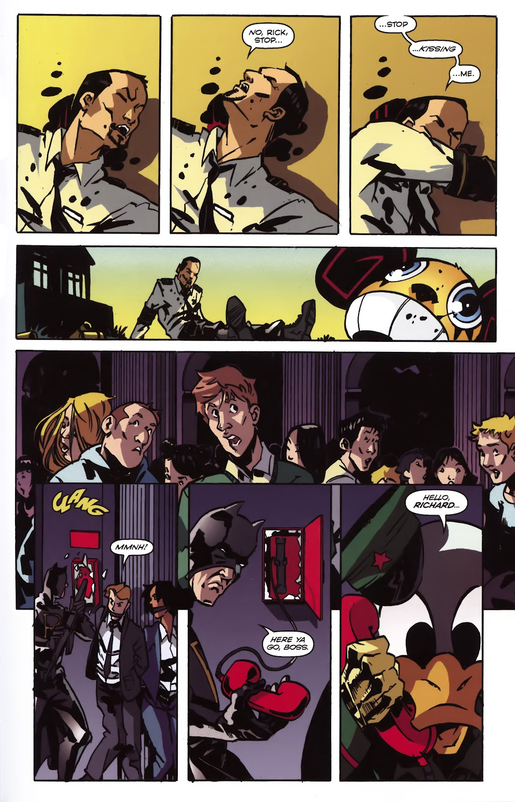 Read online Ricky Rouse Has A Gun comic -  Issue # TPB (Part 2) - 42