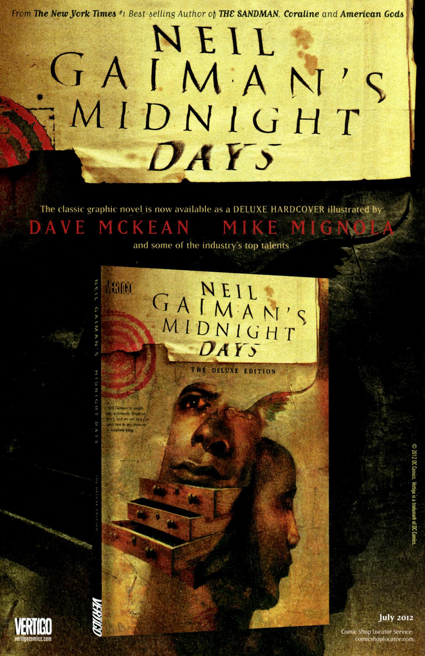 Read online American Vampire: Lord of Nightmares comic -  Issue #1 - 20
