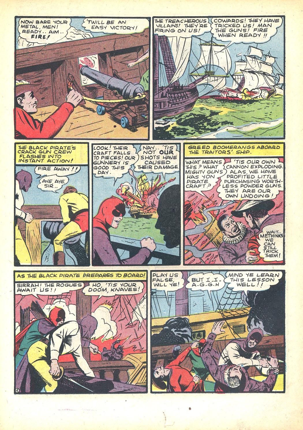 Read online Sensation (Mystery) Comics comic -  Issue #23 - 21