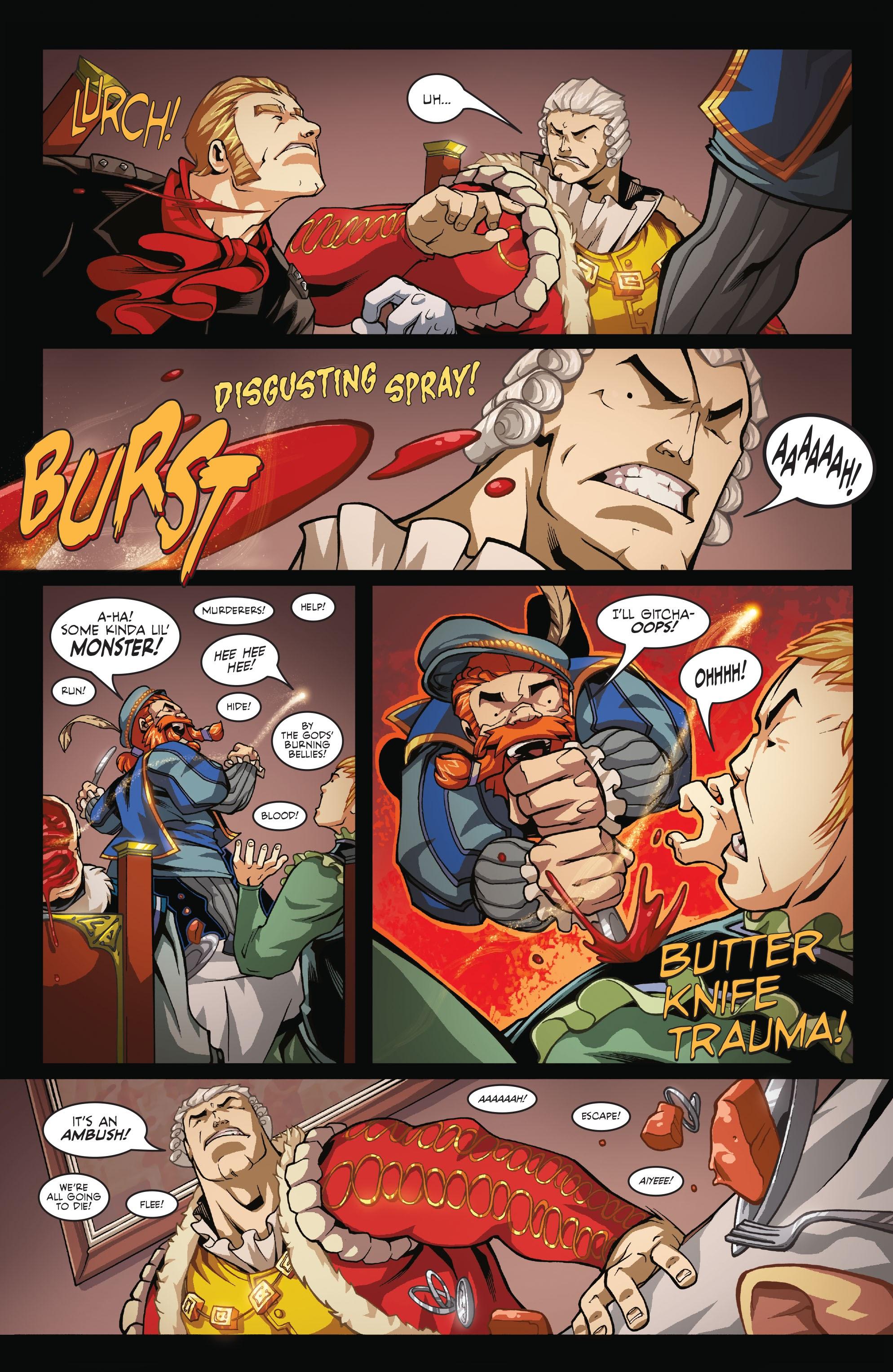 Read online Skullkickers comic -  Issue #7 - 17