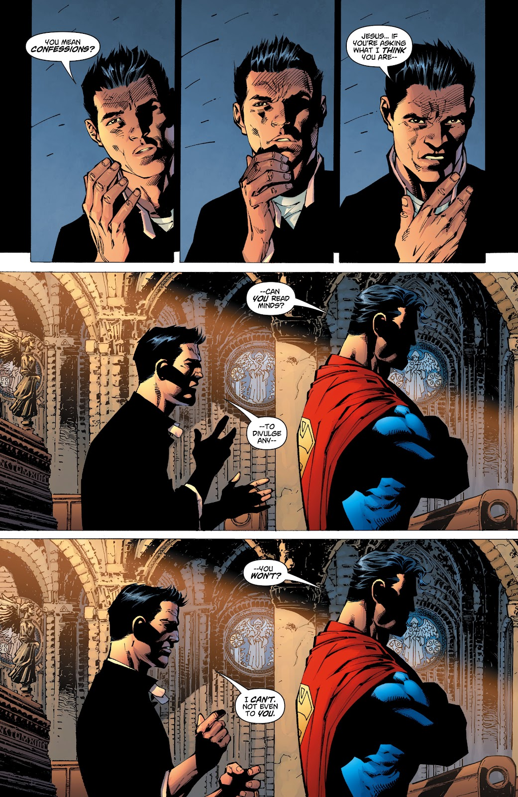 Read online Superman: For Tomorrow comic -  Issue # TPB (Part 1) - 18