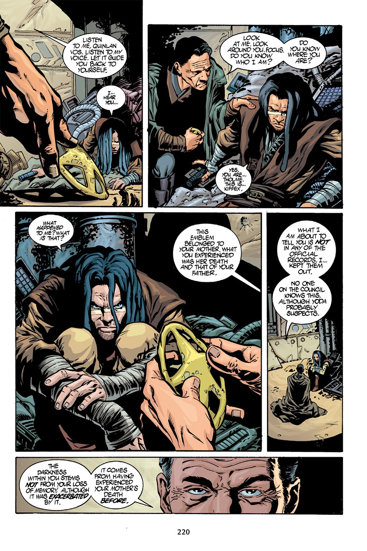 Read online Star Wars Omnibus comic -  Issue # Vol. 15 - 217