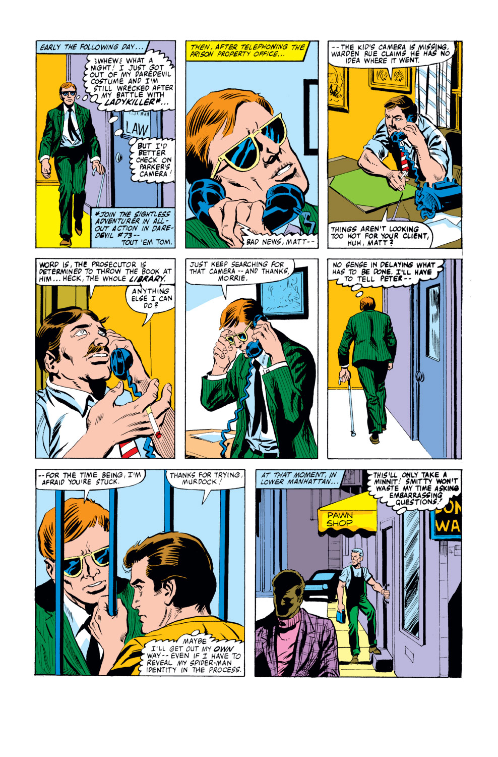 The Amazing Spider-Man (1963) 219 Page 10