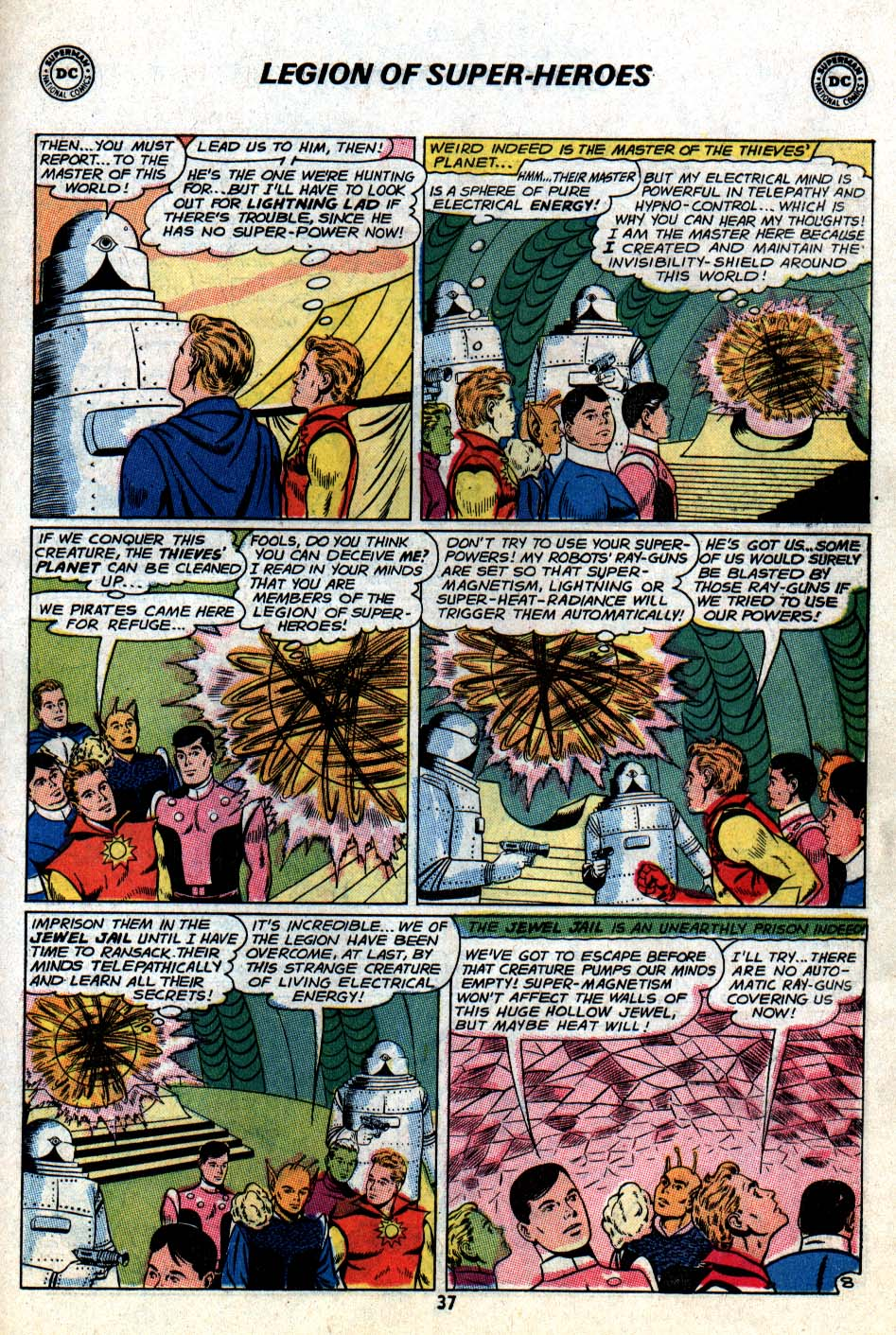Read online Adventure Comics (1938) comic -  Issue #403 - 39