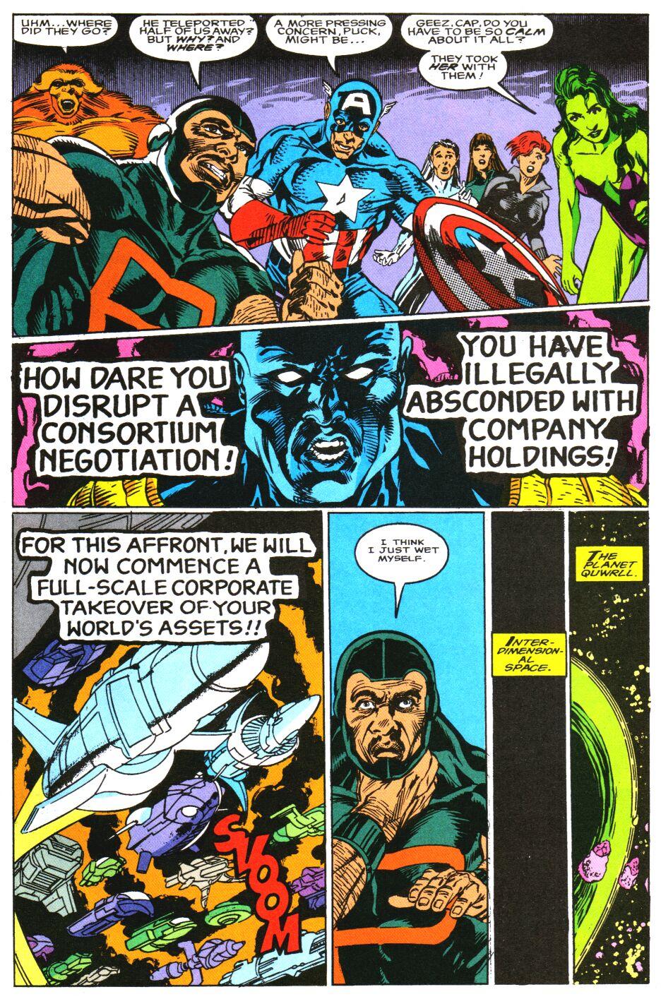 Read online Alpha Flight Special comic -  Issue #3 - 22