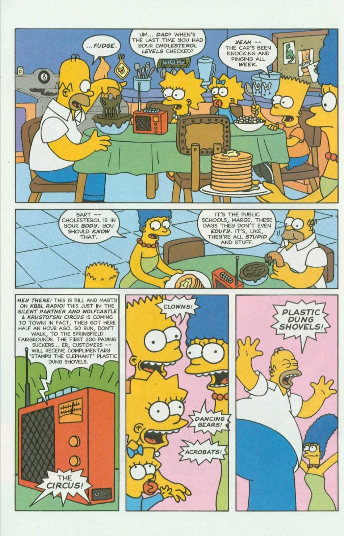 Read online Simpsons Comics comic -  Issue #7 - 3