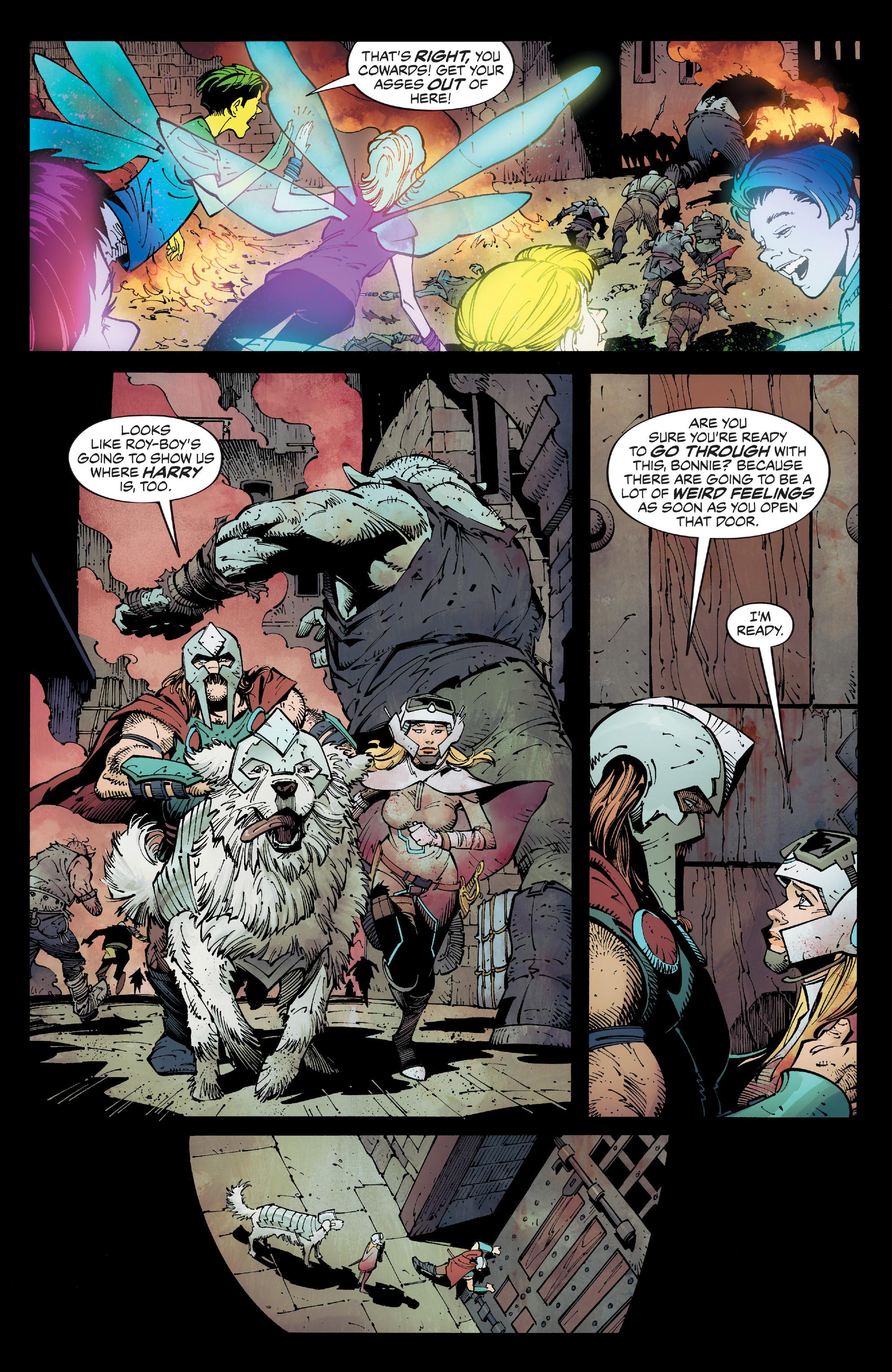 Read online Reborn comic -  Issue #6 - 29