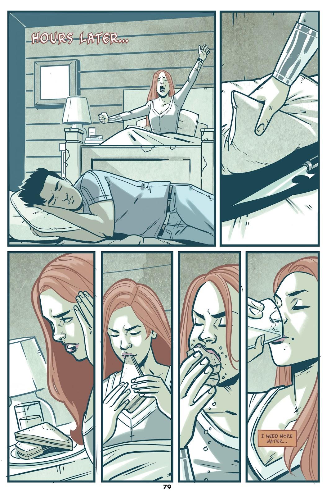 Read online Mera: Tidebreaker comic -  Issue # TPB (Part 1) - 79