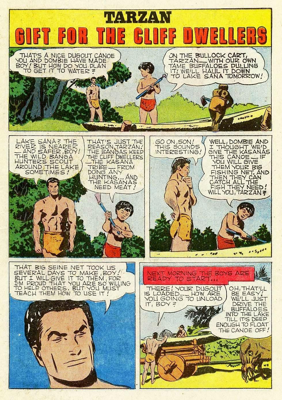 Tarzan (1948) issue 122 - Page 19