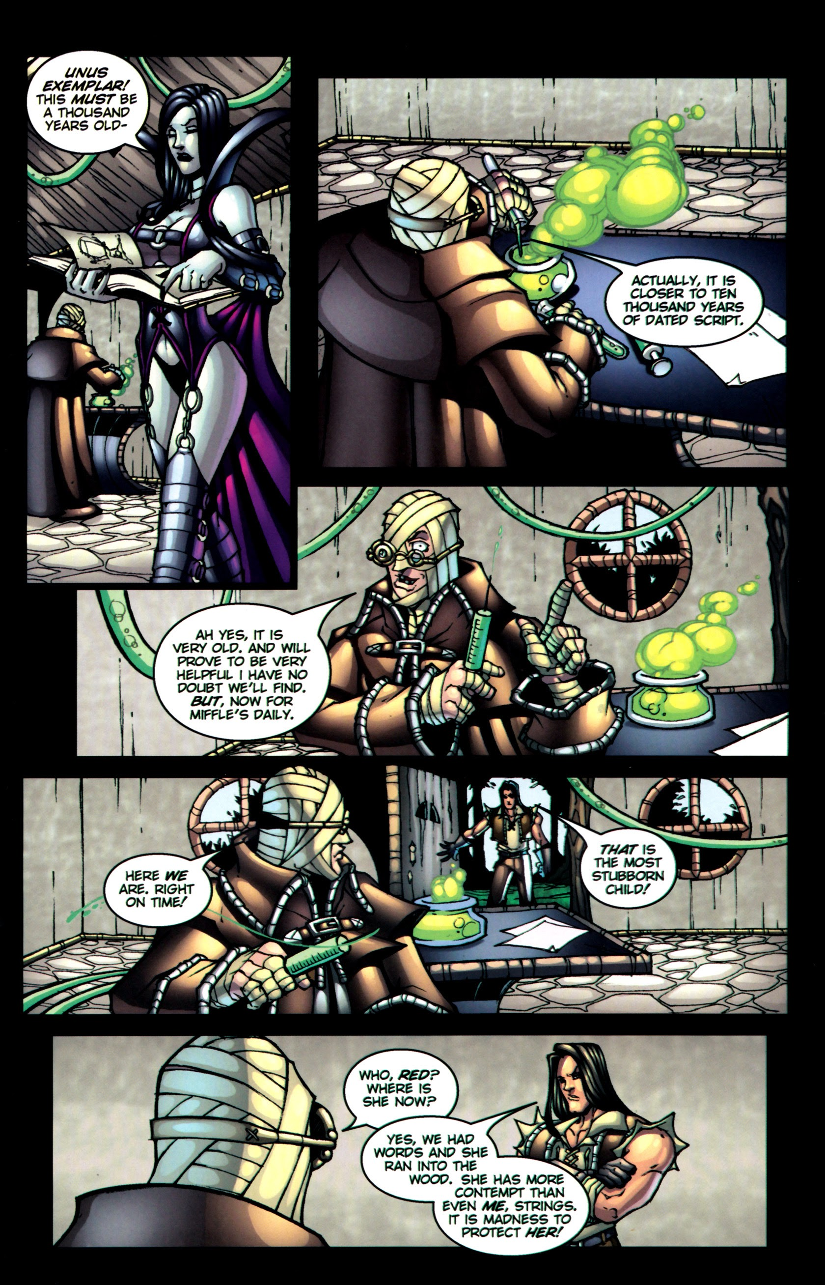 Read online Abiding Perdition comic -  Issue #5 - 18