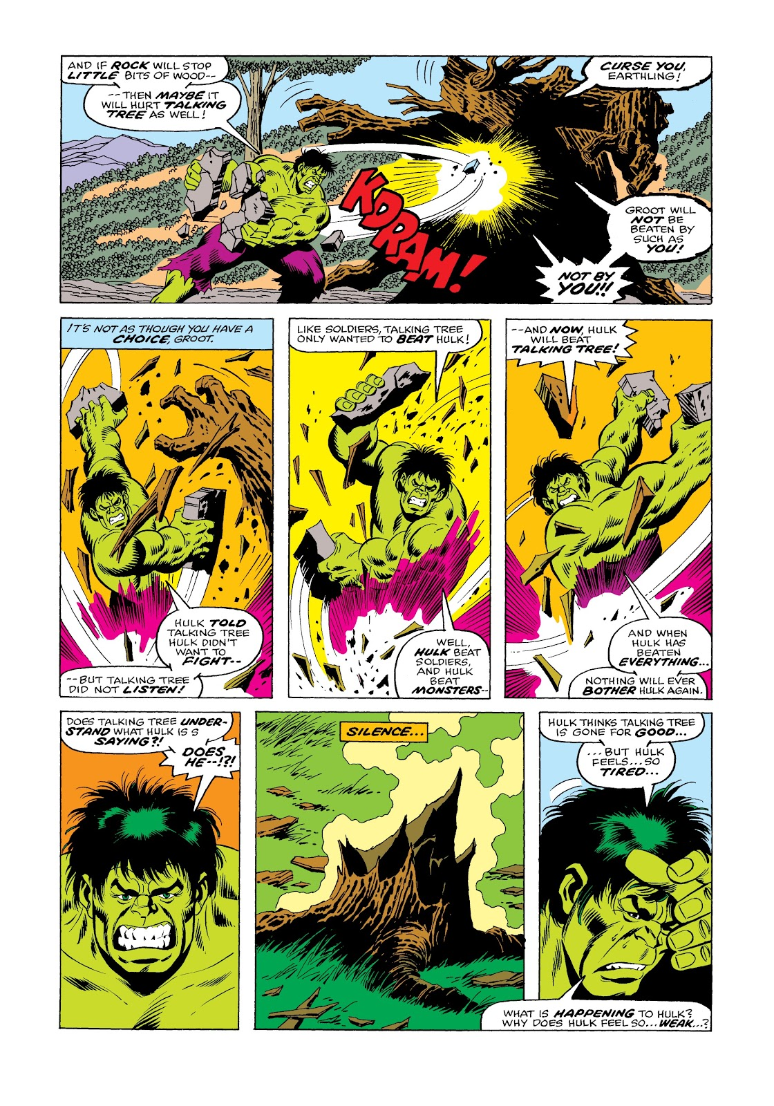 Read online Marvel Masterworks: The Incredible Hulk comic -  Issue # TPB 12 (Part 1) - 65