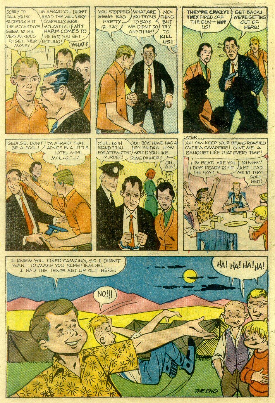 Daredevil (1941) #134 #134 - English 30