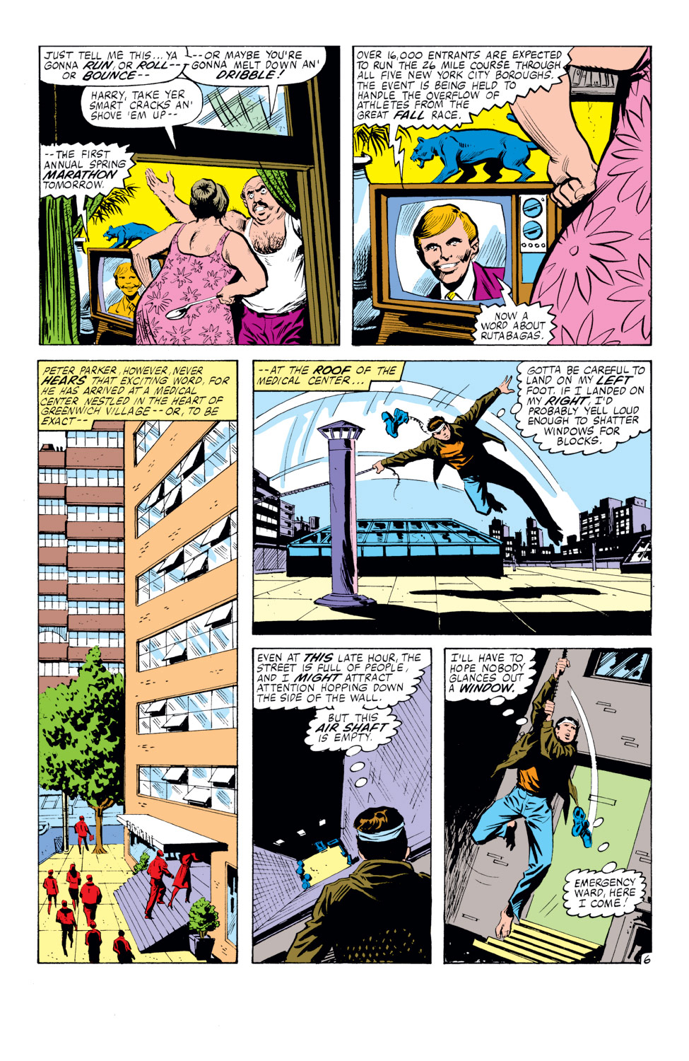 The Amazing Spider-Man (1963) 216 Page 6