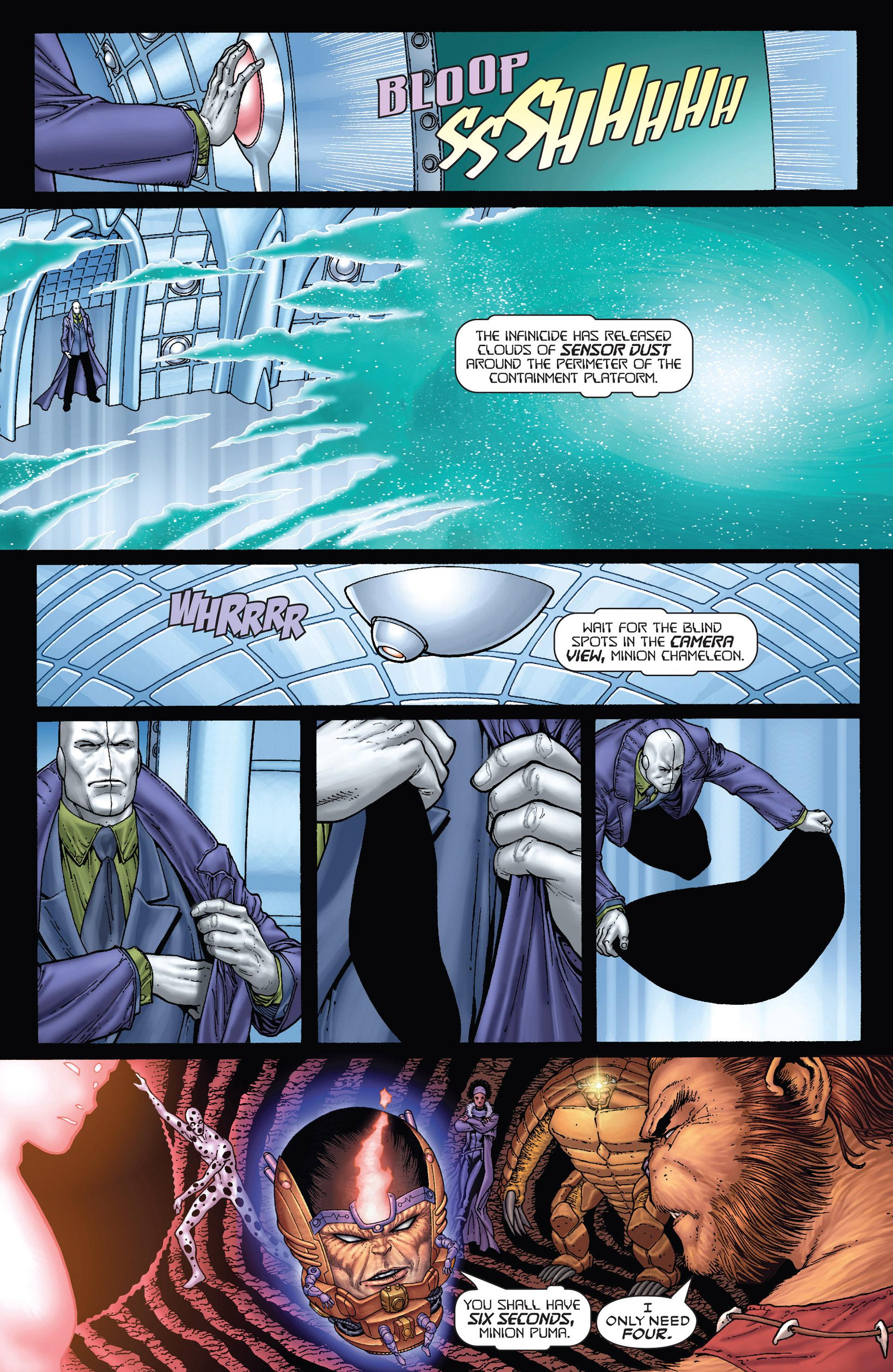 Read online Super-Villain Team-Up/MODOK's 11 comic -  Issue #3 - 9