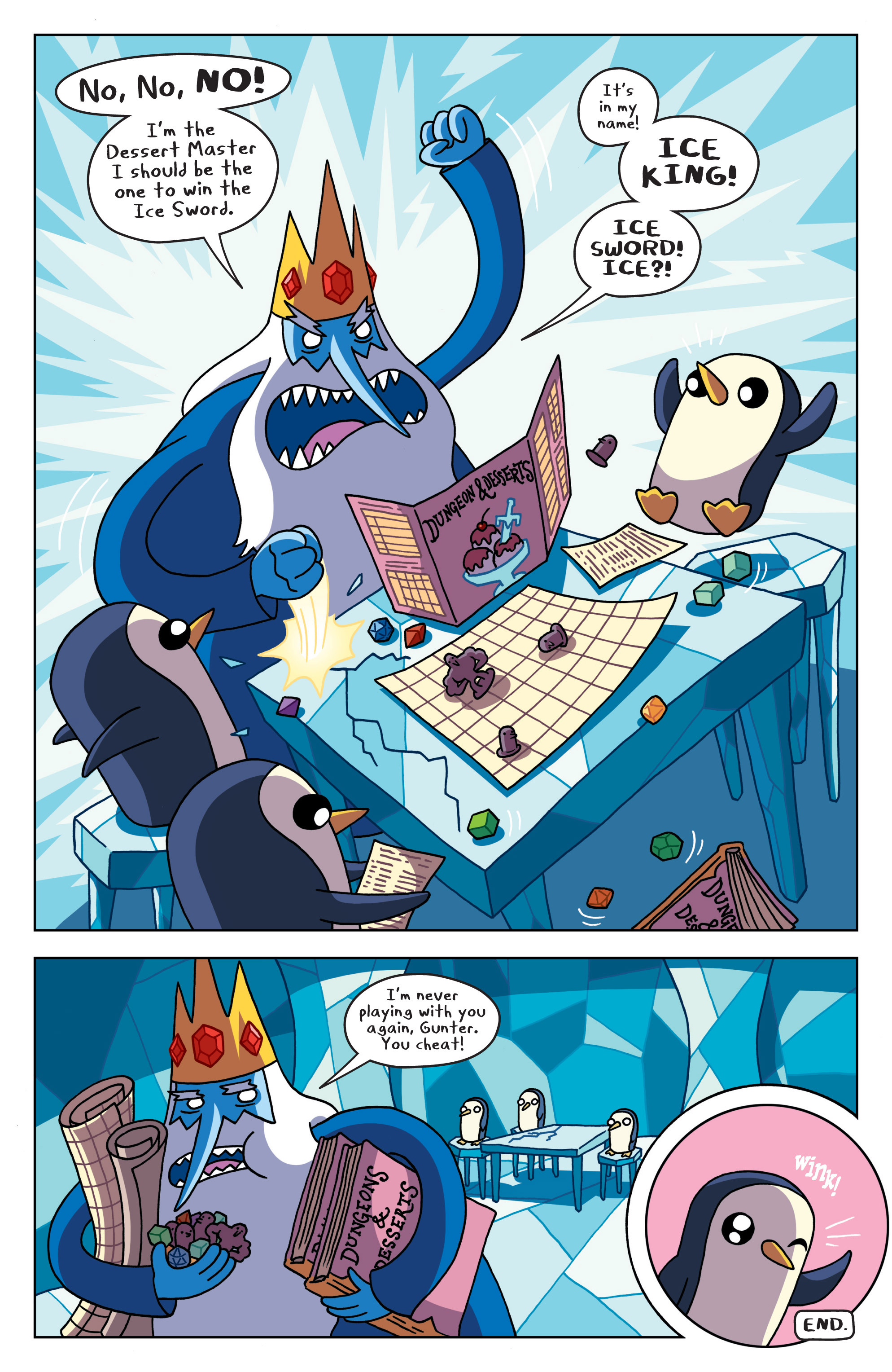 Read online Adventure Time comic -  Issue #Adventure Time _Annual 1 - 21