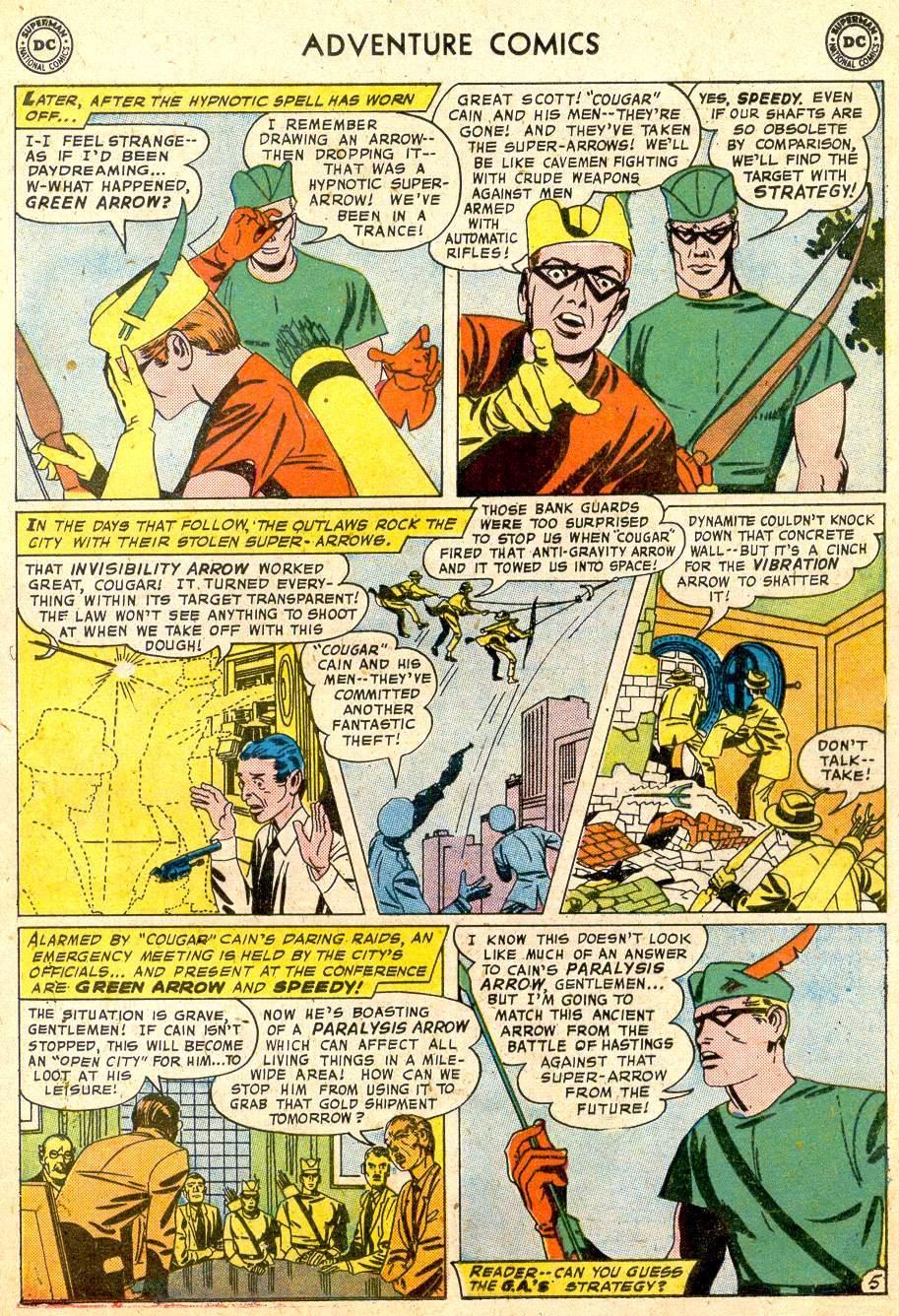 Read online Adventure Comics (1938) comic -  Issue #251 - 21
