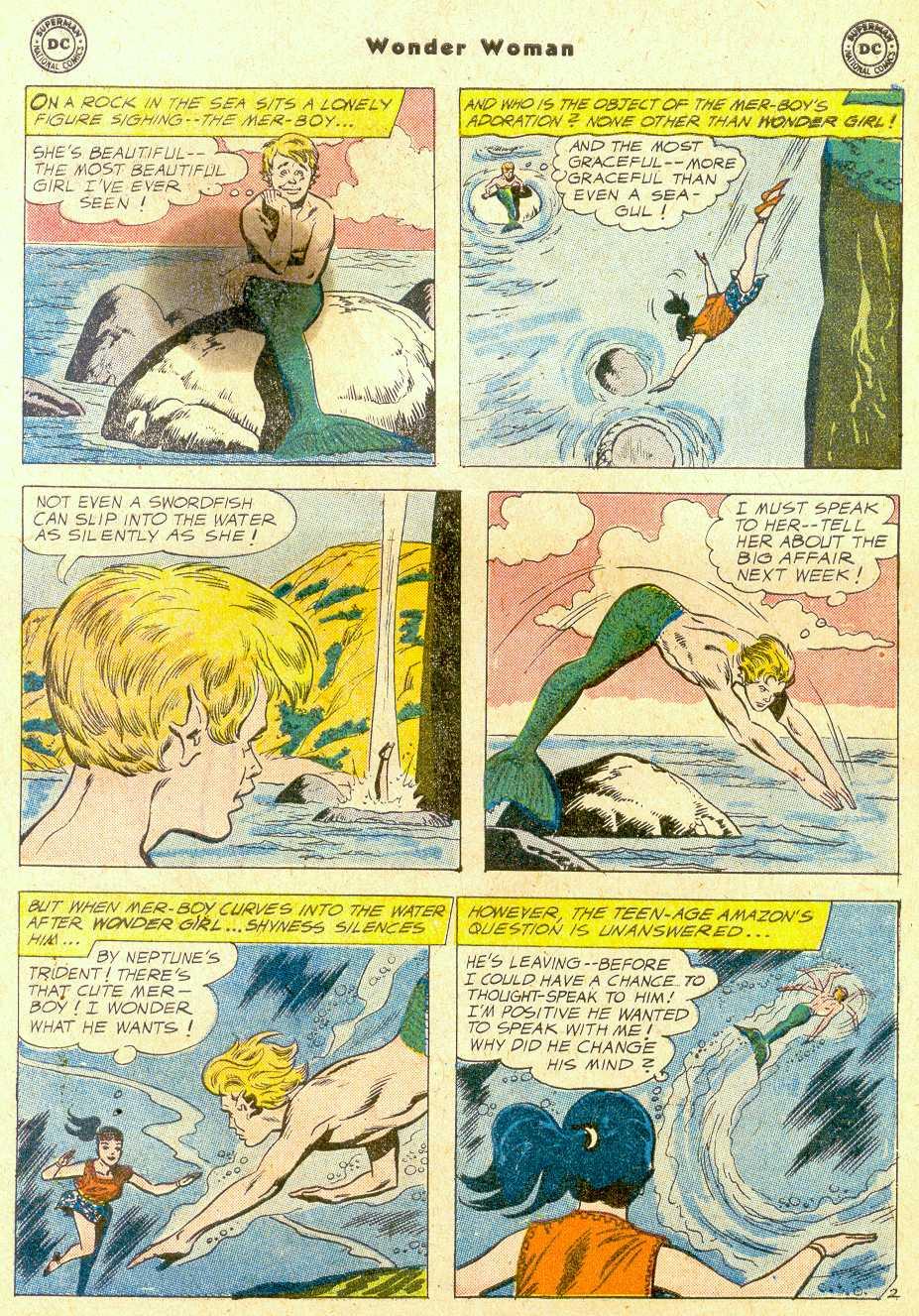 Read online Wonder Woman (1942) comic -  Issue #111 - 23