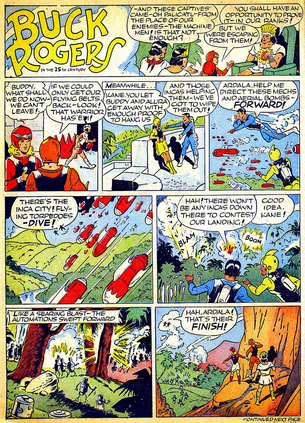 Read online Famous Funnies comic -  Issue #66 - 16